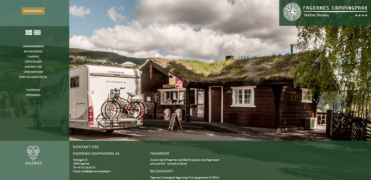 fagernes-camping